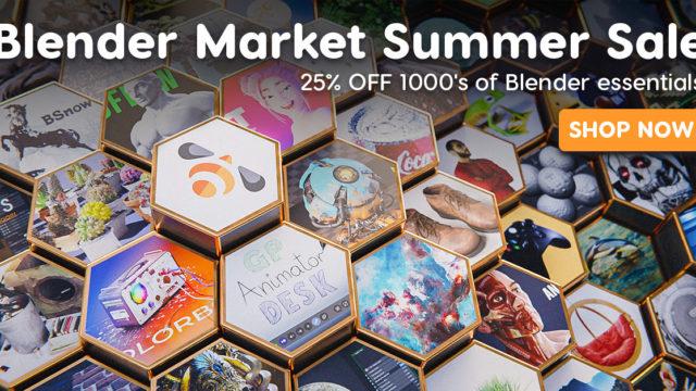 BlenderMarketSummerSale2021
