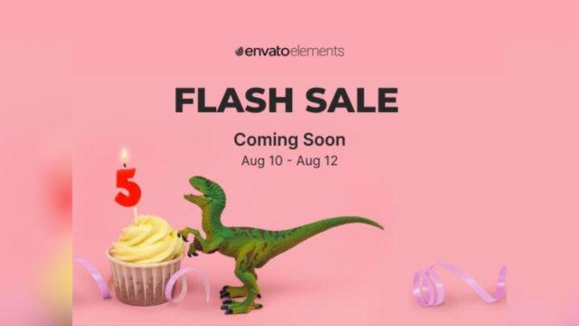 EnvatoElements_FlashSale_202108