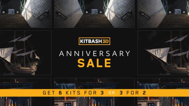 KitbashAniversarySale2021