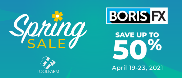 Toolfarm-SpringSale-BorisFX2021