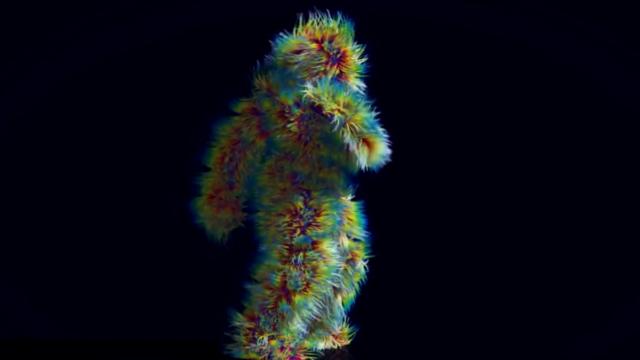 cinema 4D - Motion capture