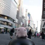 【ペンタコ】タコさんぽ @銀座 / PenTako – Tako-Walk@Ginza