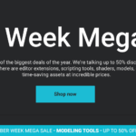 Cyber Week Mega Sale 2018