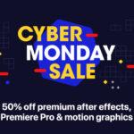 【セール】Envato Marketで50%オフのCyber Monday Sale 2018が開催中!