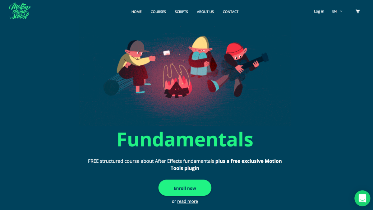 Motion Design School Fundamentals