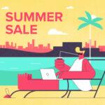 各コースが40%オフ!「Motion Design School Summer Sale」がスタート!