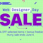 【セール】Envato Market Web Designer Day Sale 2019が開催中!