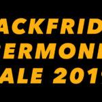 【クーポンあり】映像・CG関連Black Friday&Cyber Mondayセールまとめ(2019年版)