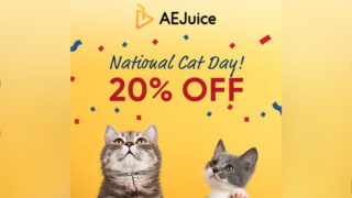 AEJuiceNationalCatDay2021