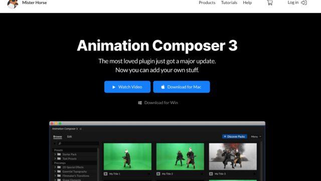 AnimationComposer