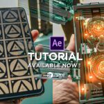 【After Effects】Element 3Dと3Dトラッキングを使ったAR風チュートリアル