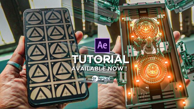 3D Advance Tracking Class _ After Effects and Element 3D Tutorial