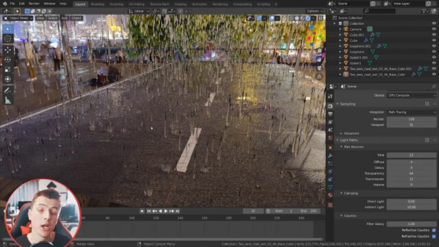 Animated Rain and Splash Effects _5