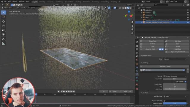 Animated Rain and Splash Effects _6