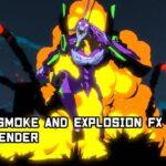 【無料】アニメ調の爆発のシェーダーを作るチュートリアル(#Blender)