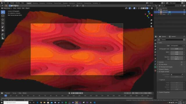 Create Procedural Stepped Landscapes with Nodes!!! (Blender Tutorial)-img04