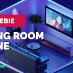 【無料】ローポリスタイルのIsometric Roomがダウンロード可能(#Blender)