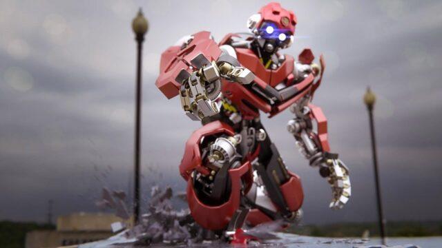 Transformer_Blender
