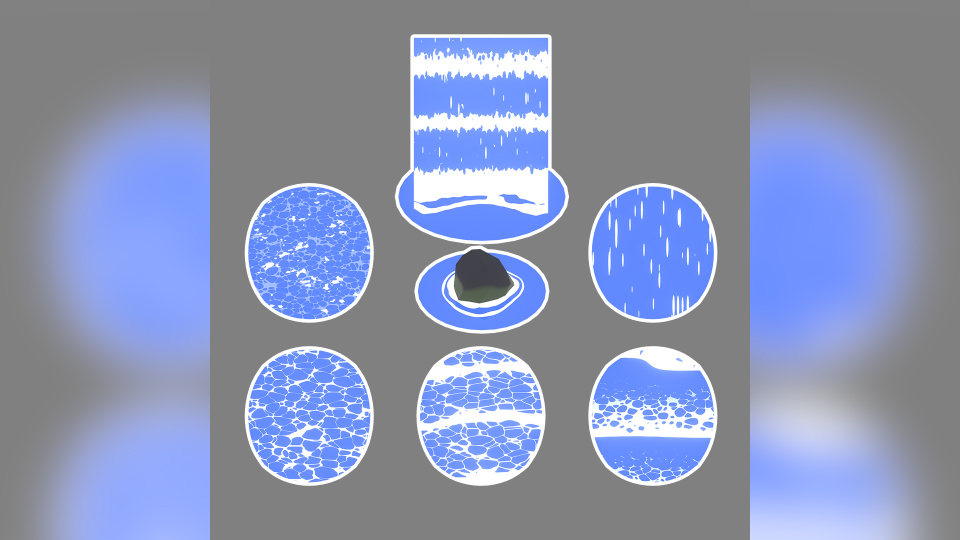 Procedural Toon Water Shader_thumbnail